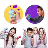 Colorful Fingerlings Interactive Baby Monkeys Smart