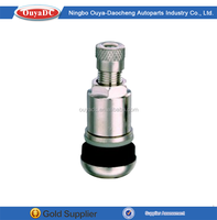 Other auto parts tubeless tire valves , racing universal car tire valves