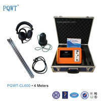 PQWT-CL600 Ultrasonic water leakage Usage water leak detection equipment 4M
