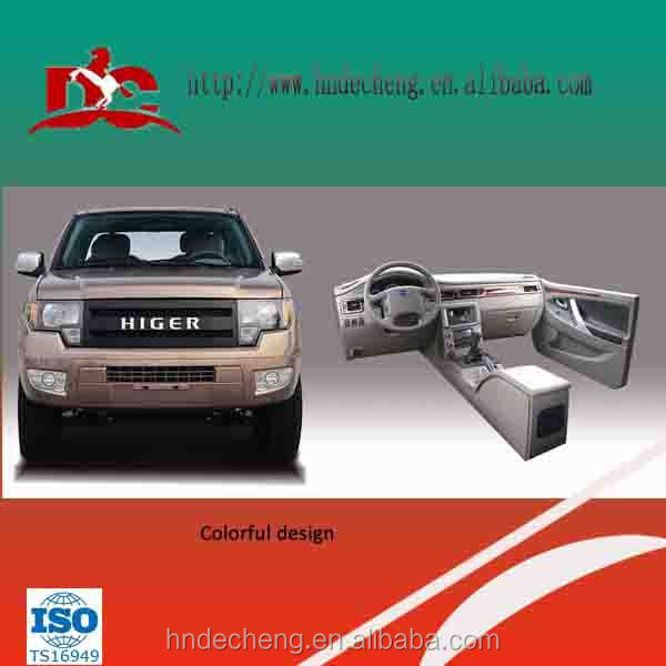 SUV chassis higer pickup