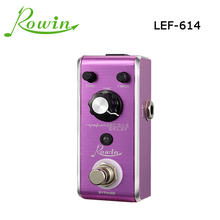 Wholesale musical instrument accessories Rowin best guitar effects pedal
