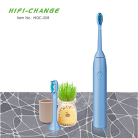 Buy Tooth BrushToothbrushElectric Toothbrush Product double heads electric toothbrush HQC-008