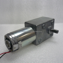 High Torque Long Life 12V/24V DC Worm Gear Motor From China Manufacturer 600JSX Series