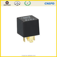 24v 40a 5 pin auto relay, universal type relay
