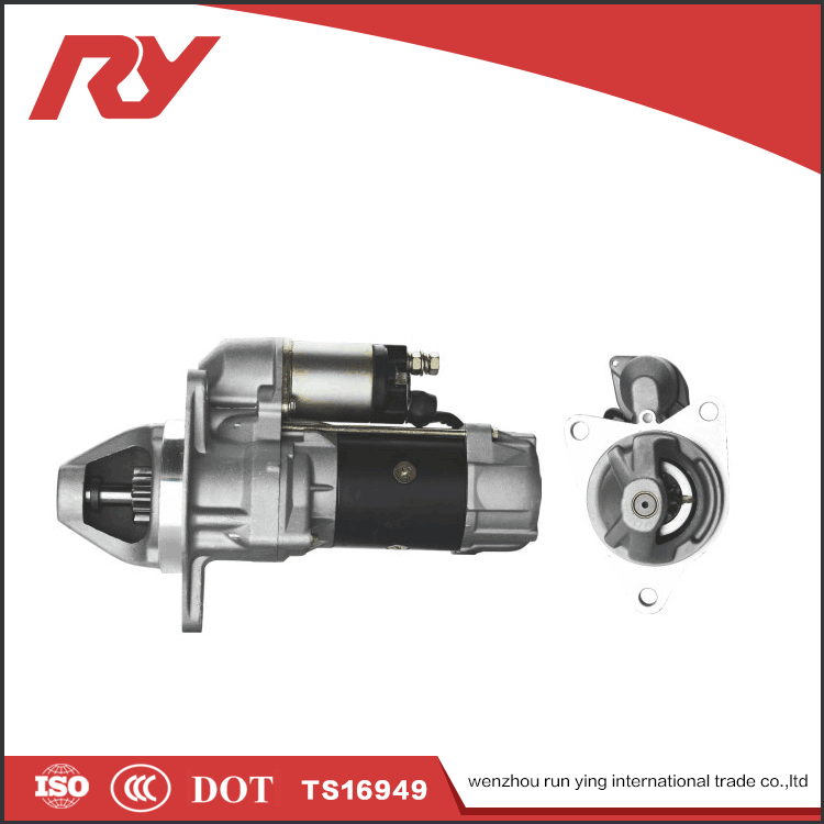 RUNYING Products EM100 EF750 Engine Starter Motor 0350-602-0114 For HINO