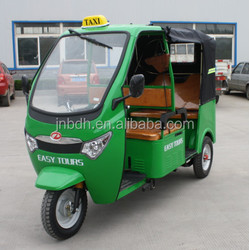 tuc tuc motor rickshaw for taxi for family