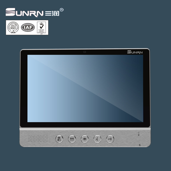10inch recording function video door phone(VDP)