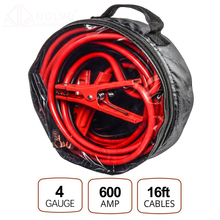 America Market Booster Cable 4 gauge 16 feet Insulated Clamp Car Battery Jumper Cable with Low Price