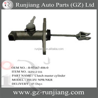 Auto spare parts OEM 8-97167-406-0 clutch pump or clutch master cylinder for ISUZU NPR NKR