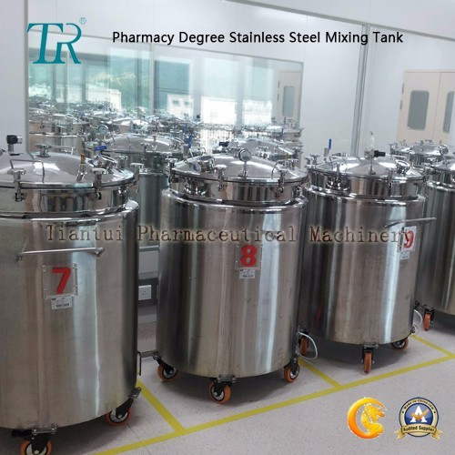 Chemical Tank, Stainless Steel Tank, storage tank for food/cosmetic/pharmaceutical