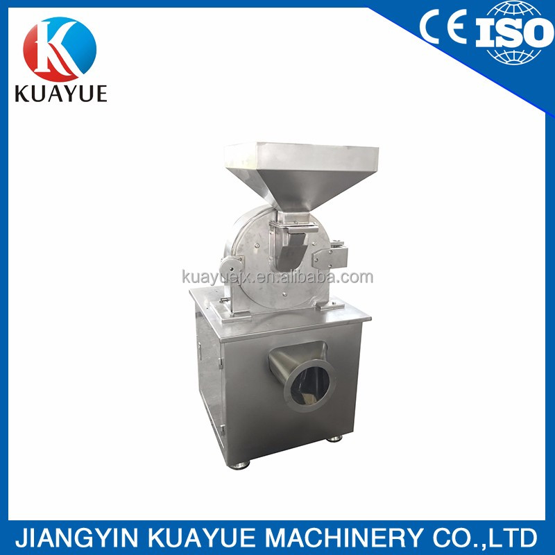 Excellent Herb to powder grinder machine with CE
