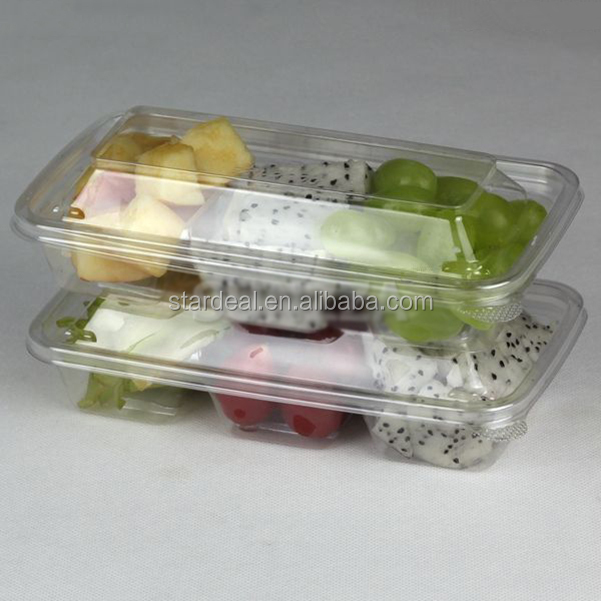 customized PET plastic packaging for fresh kiwi fruit fruit packaging tray
