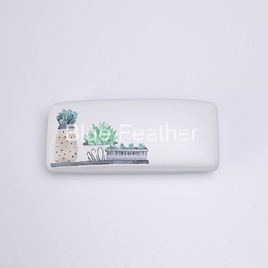 Men's glasses optical sunglasses case with Eco friendly PU material custom logo