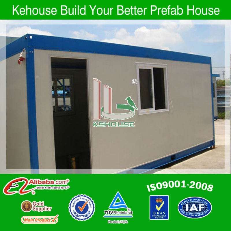 Easy installation office container modular housing