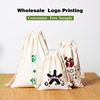 China Supplier Muslin Gift Bag Cotton