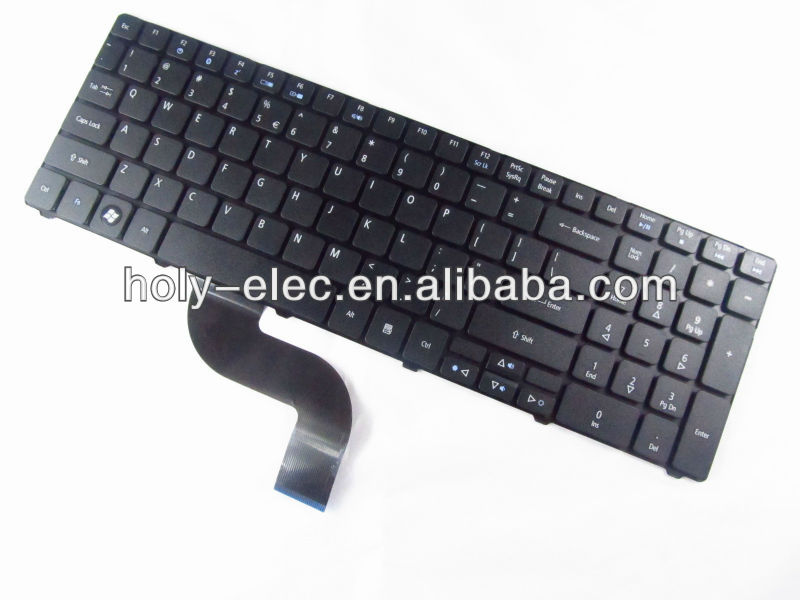 New US laptop keyboard for Acer Aspire 5560 5560G 5625 5625G 5745 5745G 5745P