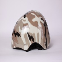 customized high density motorcycle helmet, CE bike helmet