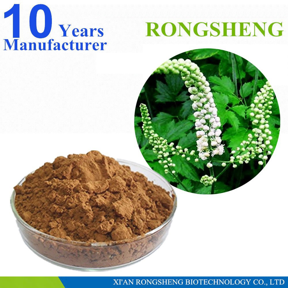 100% Pure Natural Organic Black Cohosh Extract