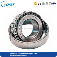 Motorcycles Single Row taper roller bearing 32217