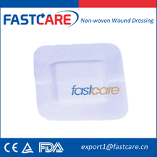 CE Sterile Surgical Adhesive Non woven Wound Dressing