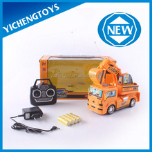 4 channels R/C engineering van rc truck