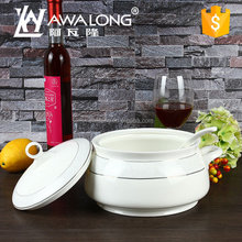 bulk porcelain dinnerware set / modern exclusive bone china dinner plates and bowls