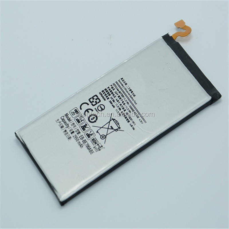 China wholesale battery Standard battery for samsung galaxy e7 with wholesale factory price