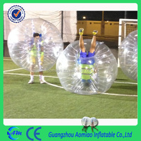 2016/TPU/PVC 1.5m/1.6m/1.8m Promotional inflatable knocker ball for sale