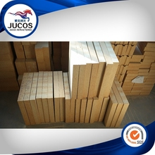 Alumina 30-48,SiO2 50-60% Curved Fire Brick for Boiler