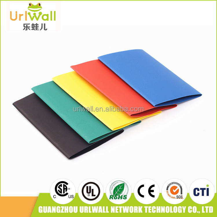 UL approved 410pcs 10.4 Mpa wire polyolefin insulation sleeves wrap tube heat shrink tubing