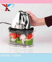 Dualetto Food Processing blender with ABS material