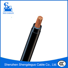 south america 8awg nylon coated single core thhn electrical wire and cable