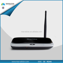 2014 Cheapest hotsell Quad Core Smart Android 4.4 hd receiver RK3188T 2GB +8GB Built-in Bluetooth
