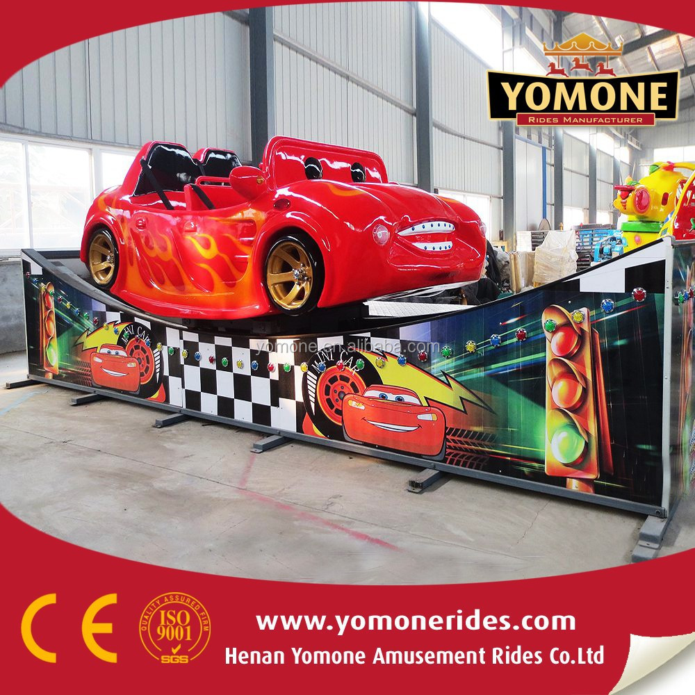 Hot sale! Kiddie amusement rides rotating car, slide boat, era spin boat for sale