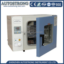 Spray Drier Heat Transfer Machine Small Vacuum Chamber Drying Oven For Laboratory