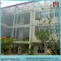 Uv Resistant One Way Vision For Glass Curtain Wall