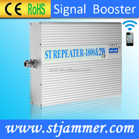 33dBm single wide band dcs1800 repeater in outdoor and indoor coverage solution DCS1800mhz Booster GSM repeater