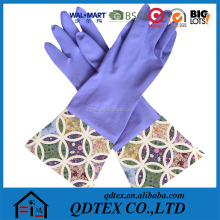 hot sell extra long household rubber cleaning gloves