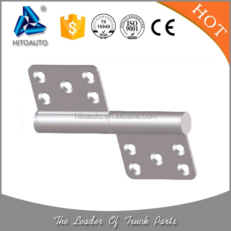 12316 SS201 Stainless Steel Flag Hinge Split Joint Offset Door Hinge