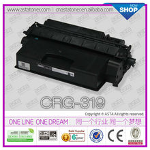 High quality toner cartridge for canon 319