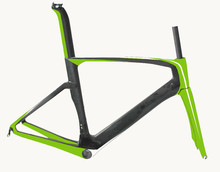 BB386 Road Bicycle Frame New aero carbon TT bike frame road TT frame