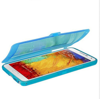 Crystal TPU Case for Samsung Galaxy Note 3, Soft TPU Cover Case for Samsung Note 3