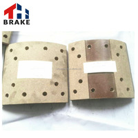 hino truck brake lining accessories for brake shoe sells welll on Alibaba