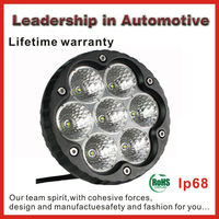 high power 4*4 car accessaries 20w cree led working light/spot or flood beam Cree led work light