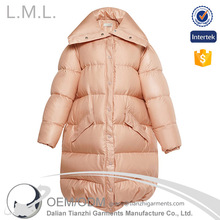 super warm winter down coat for women