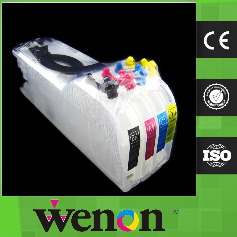 Compatible ink cartridge for Brother LC400 inkjet printer
