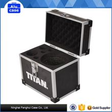 On-time delivery factory supply small tool boxes aluminum