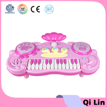 plastic piano teaching piano keyboard for kids