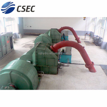 Water Turbine / Francis / Kaplan / Pelton Turbine Generator Sets For Hydropower Plant