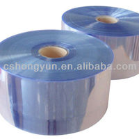 Plastic Transparent PVC Packaging Packing Film